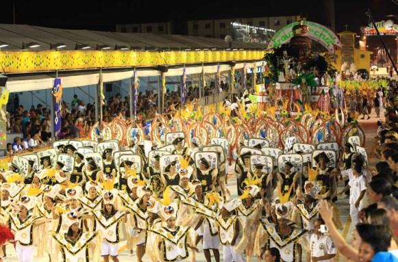carnaval santos