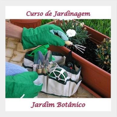 curso jardinagem