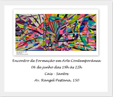 arte contemporanea santos