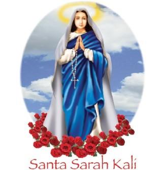 SANTA SARAH KALI
