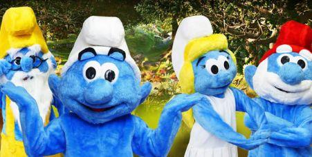 peca-infantil-os-smurfs