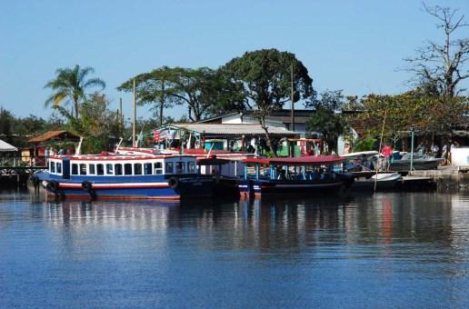 barcas ilha diana