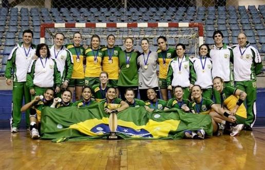 seleção feminina handbol