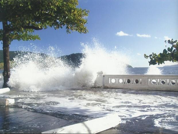 ponta da praia santos