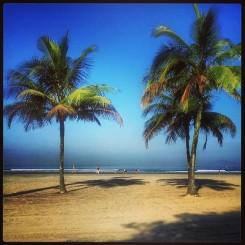 praia santos sp