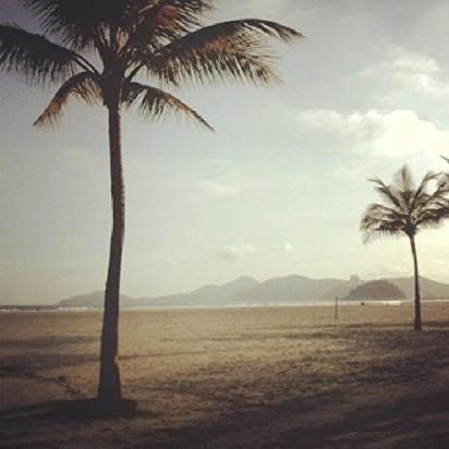 praia santos