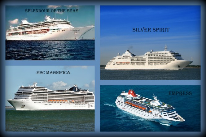 navios domingo
