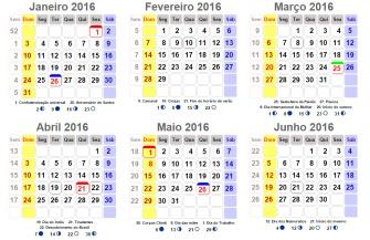calendario santos 1