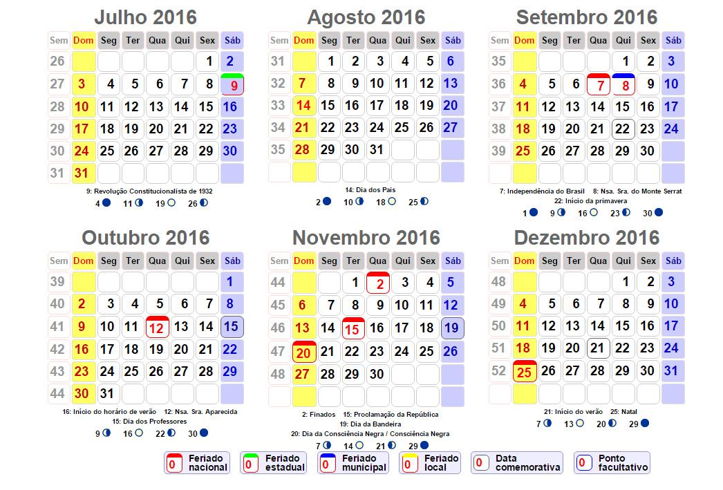 Calendario Santos.Calendario Santos 2 Turismo Em Santos Sp