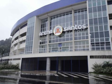 Arena-Santos